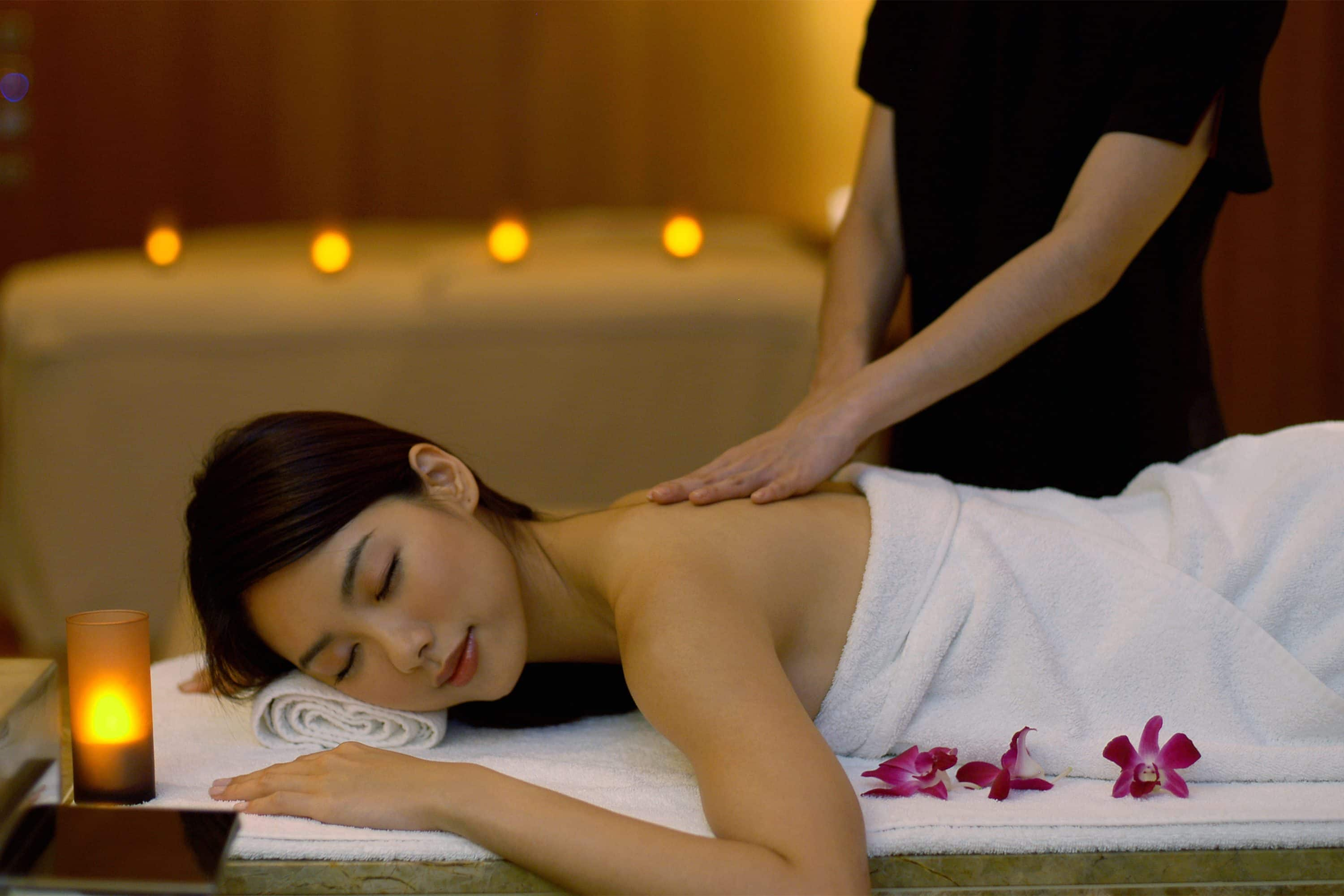 Asian spa therapies