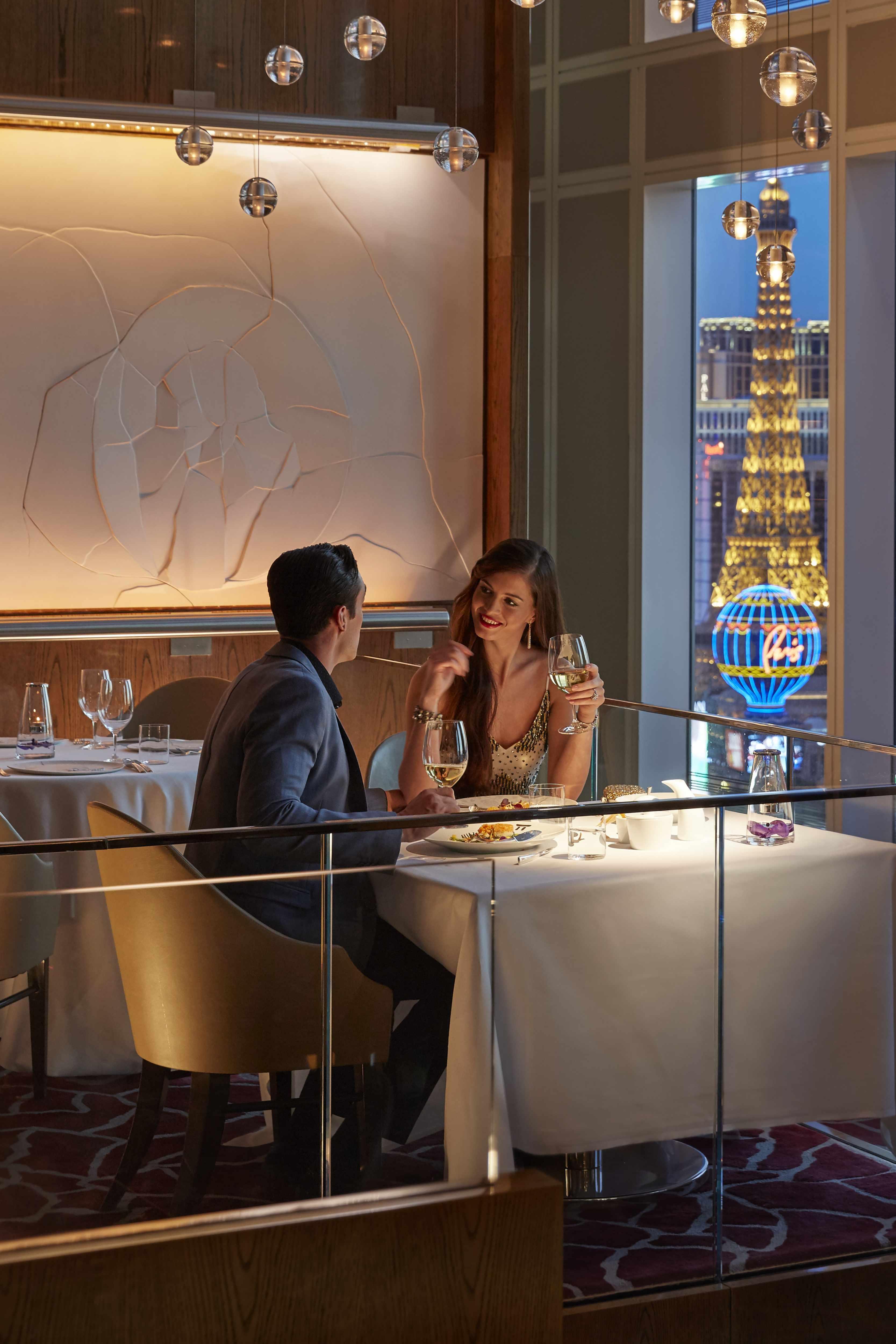 Twist By Pierre Gagnaire Restaurants On The Strip