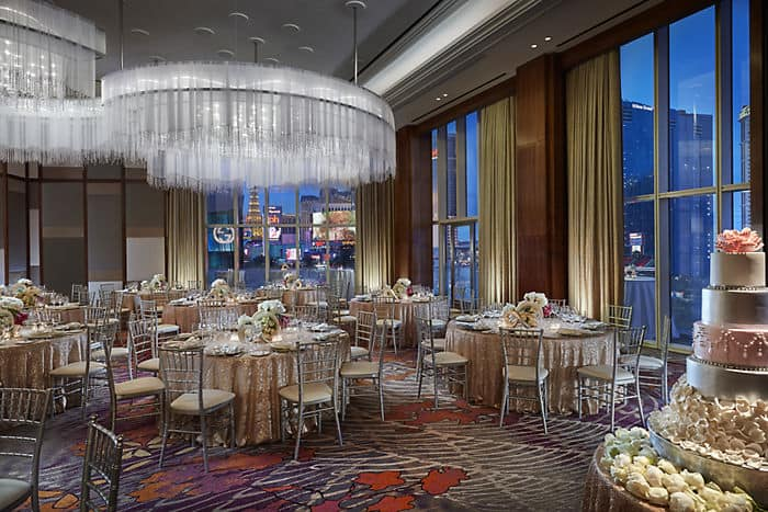 Wedding Reception Venues Vegas : Las vegas wedding venues mandarin oriental