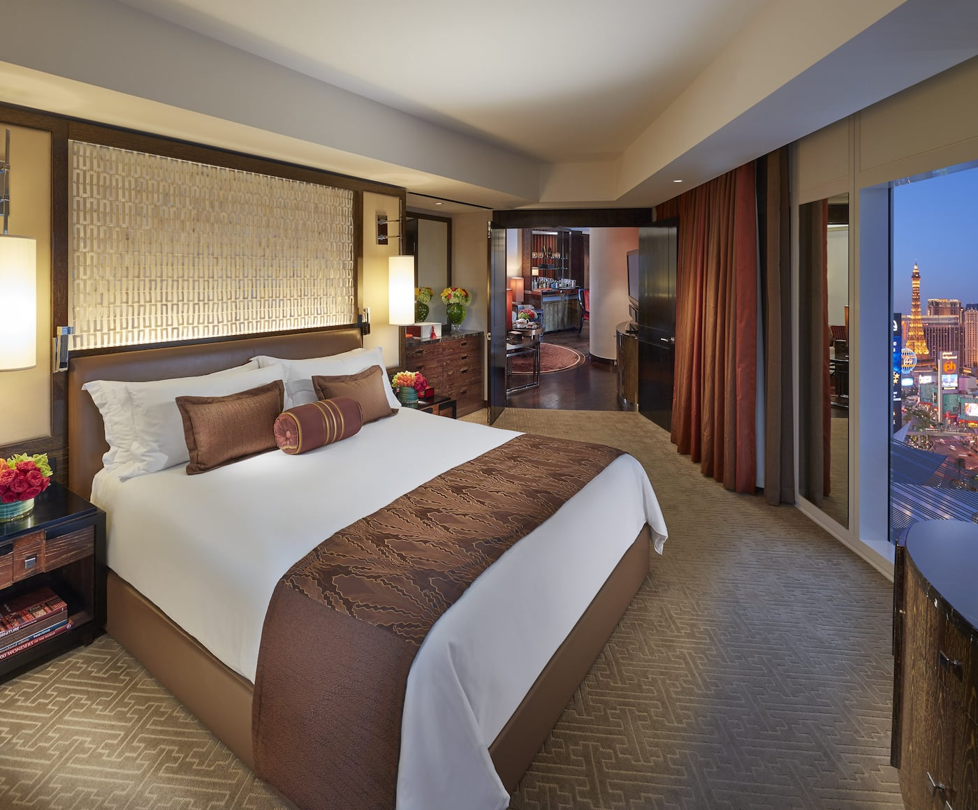 Luxury Hotels Las Vegas The Strip Mandarin Oriental Las Vegas Nv