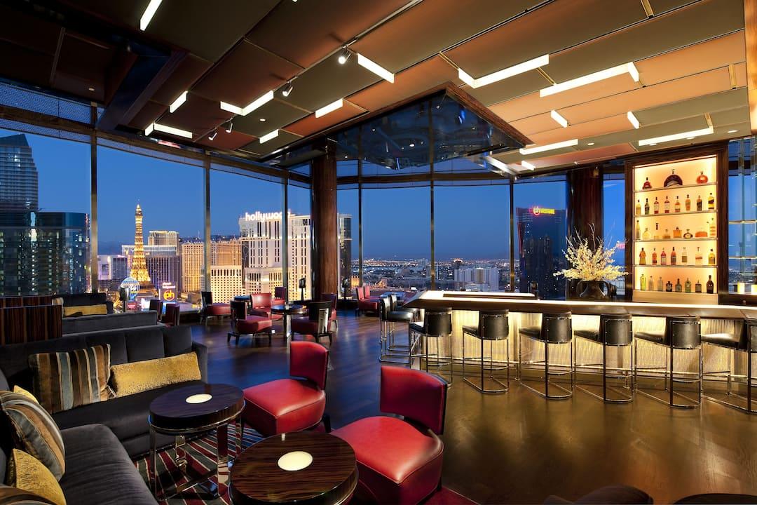 Mandarin Bar - Bars On The Strip | Mandarin Oriental, Las Vegas