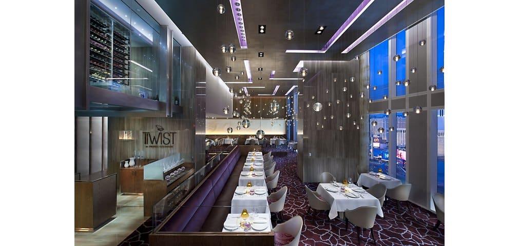 Twist By Pierre Gagnaire Mandarin Oriental Las Vegas