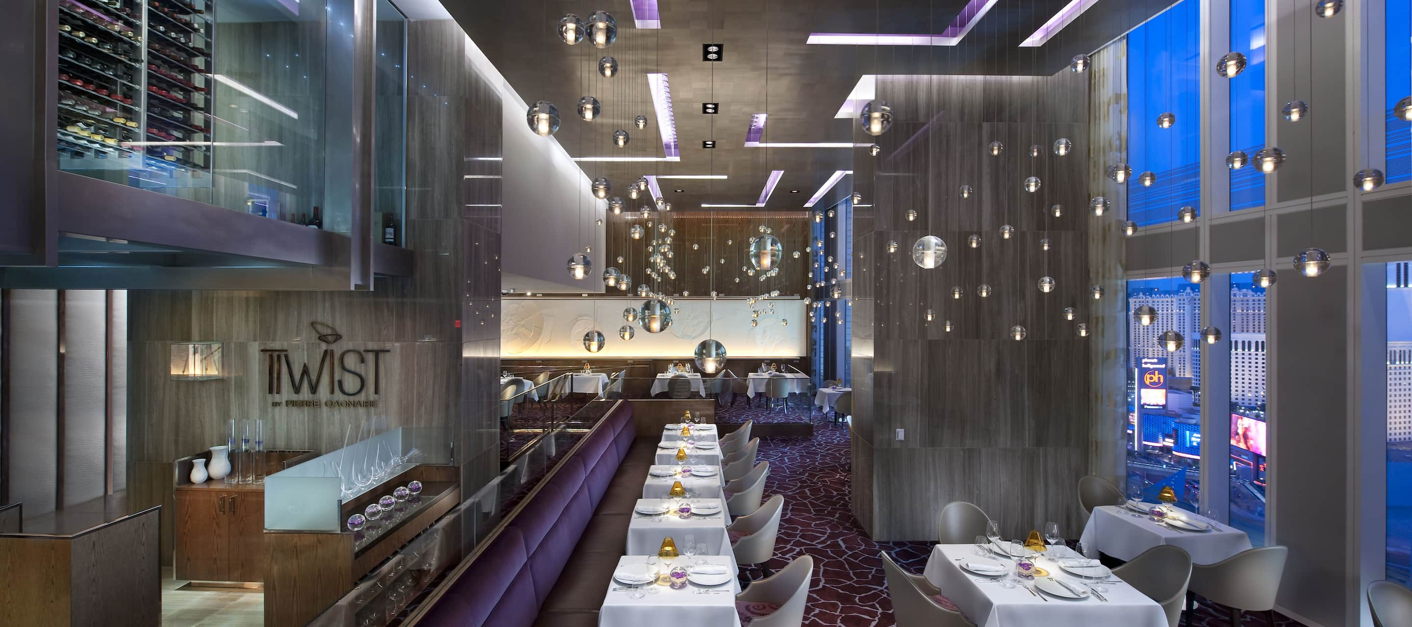 Twist By Pierre Gagnaire Restaurants On The Strip