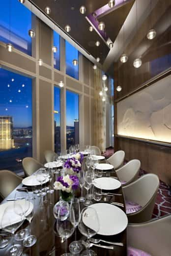 Private Dining Room at Twist