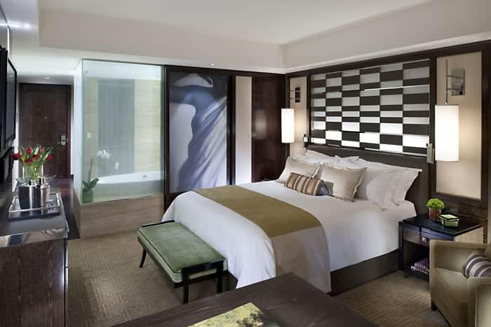 Luxury Las Vegas Hotel Room Mandarin Oriental Las Vegas