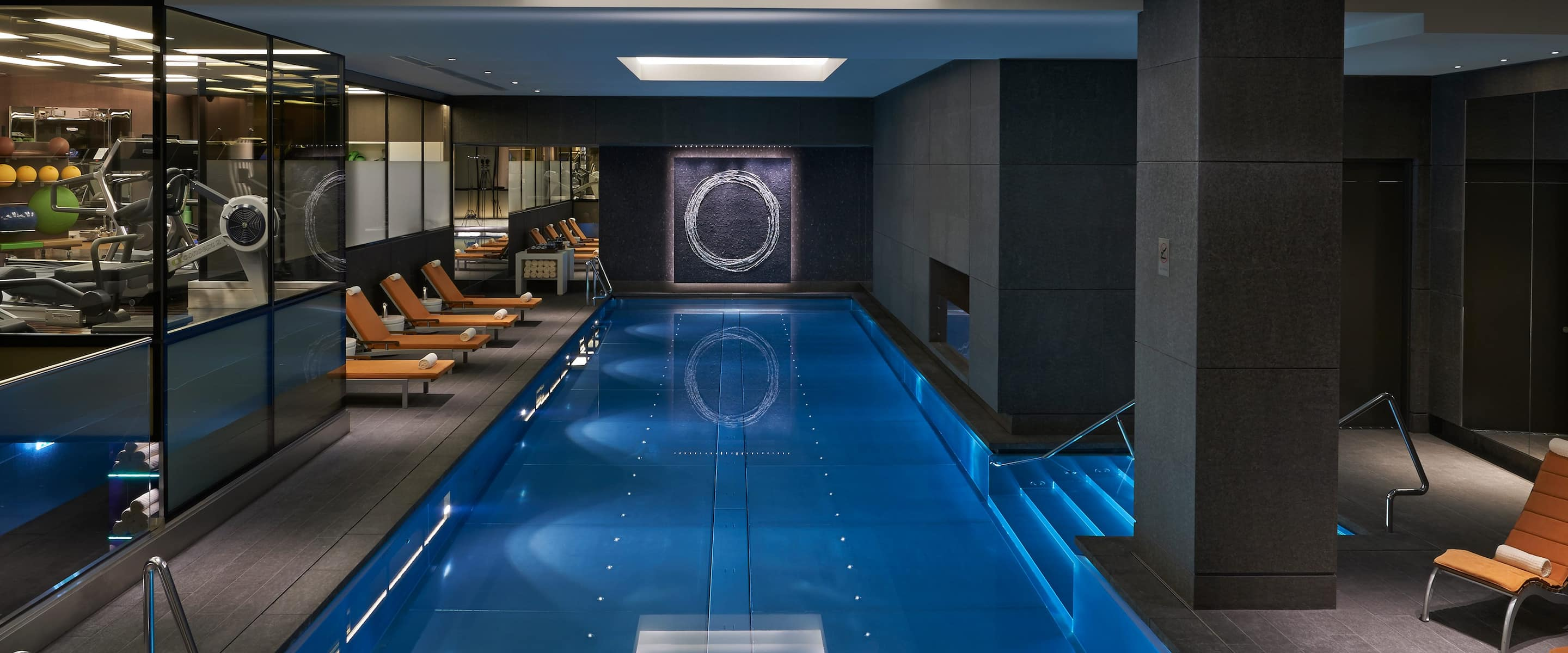 Luxury Fitness Amp Wellness Hyde Park Mandarin Oriental