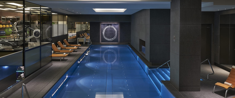 Luxury Fitness Amp Wellness Hyde Park Mandarin Oriental