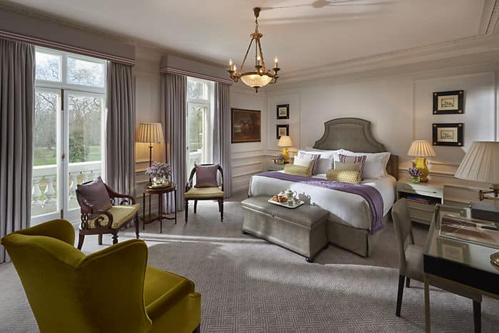 London One Bedroom Presidential Suite Mandarin Oriental