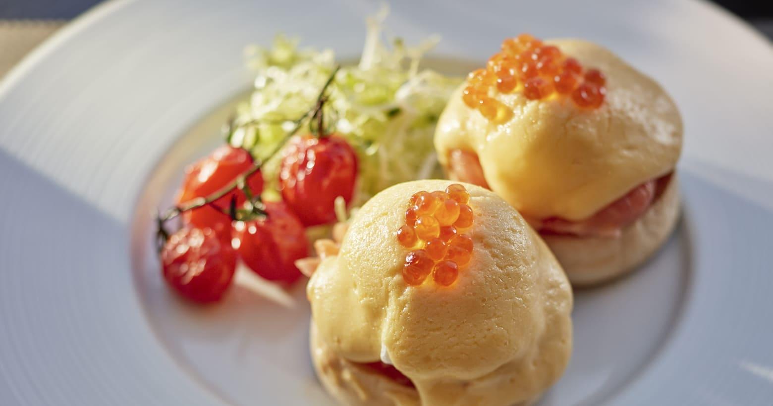 Breakfast by Mandarin Oriental