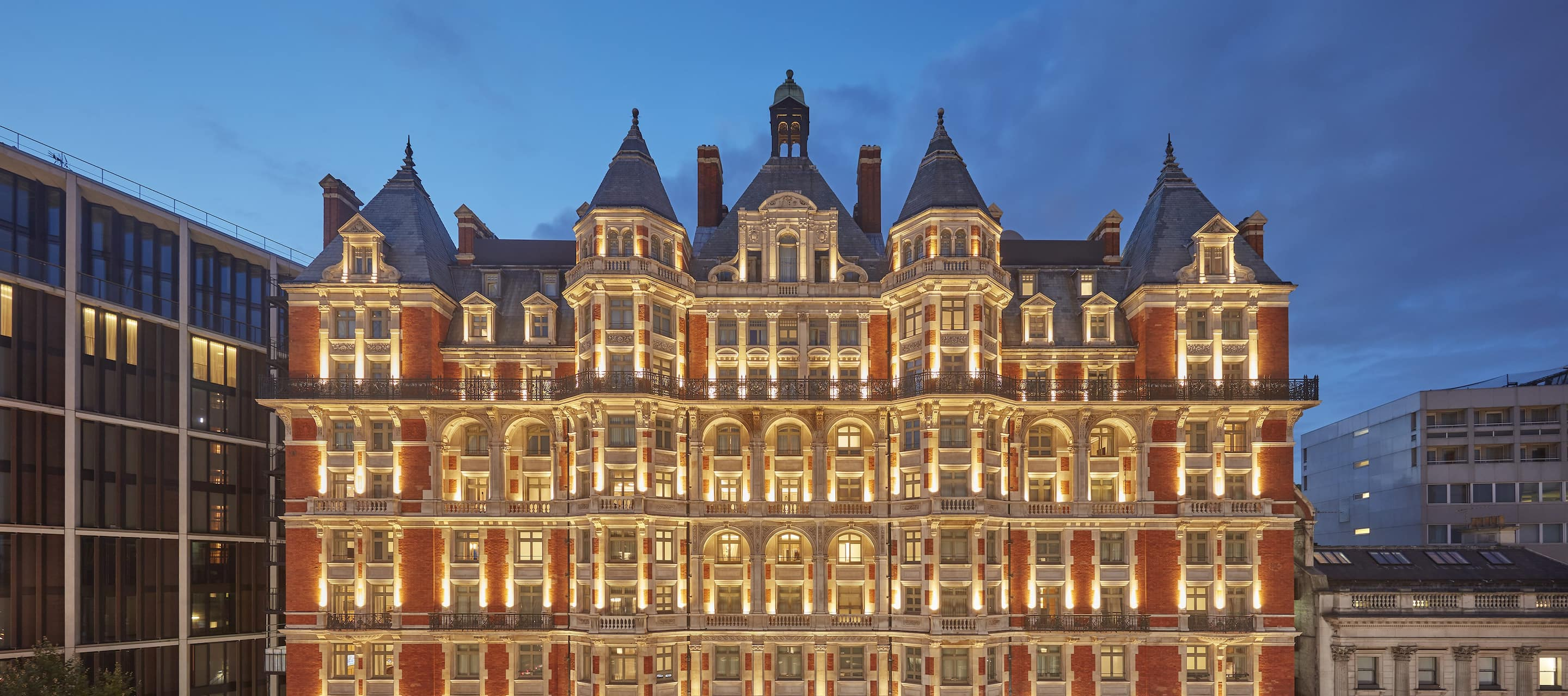 fünf-sterne-luxushotels in london | hyde park | mandarin