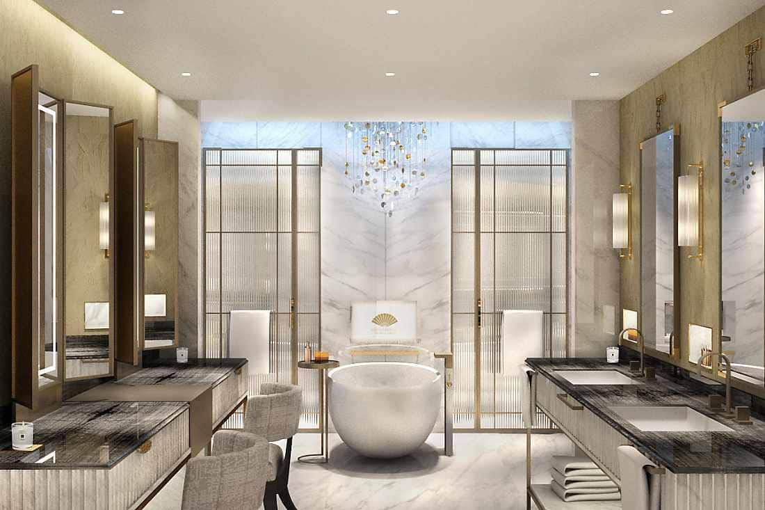 Luxury Accommodations Near Hyde Park Mandarin Oriental