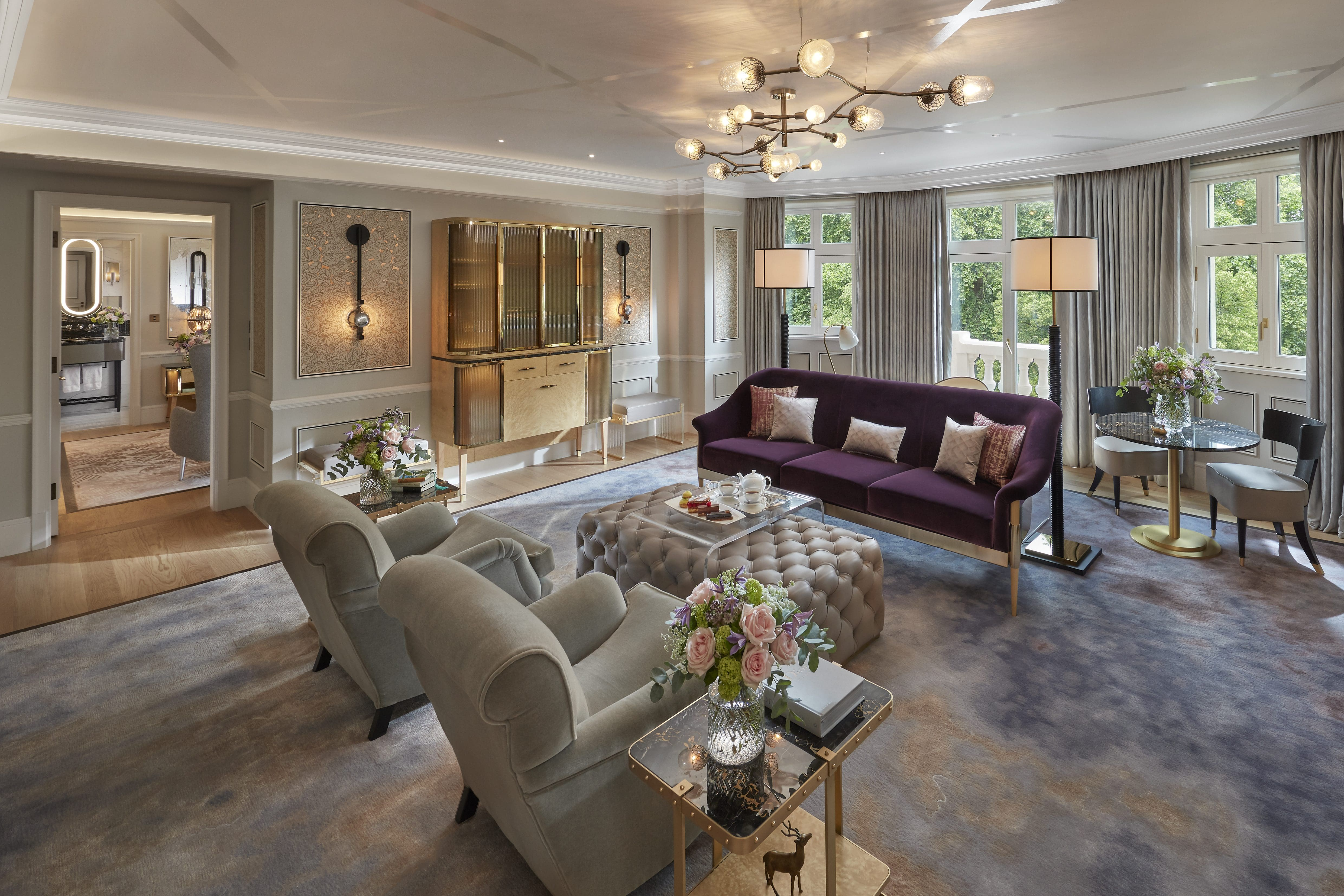 Our Stunning New Suites