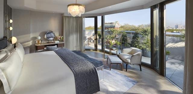 london suite penthouse