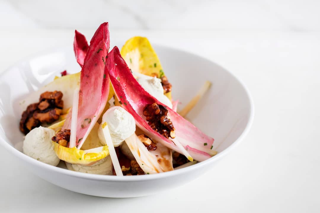Bar Boulud endive salad