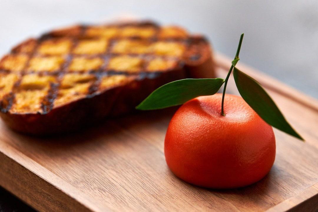 viande trompe-l'œil en prune