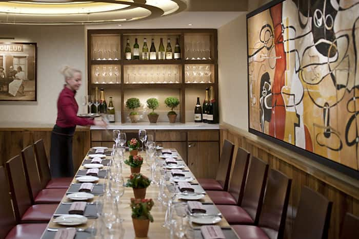 Bar Boulud Private Dining Room
