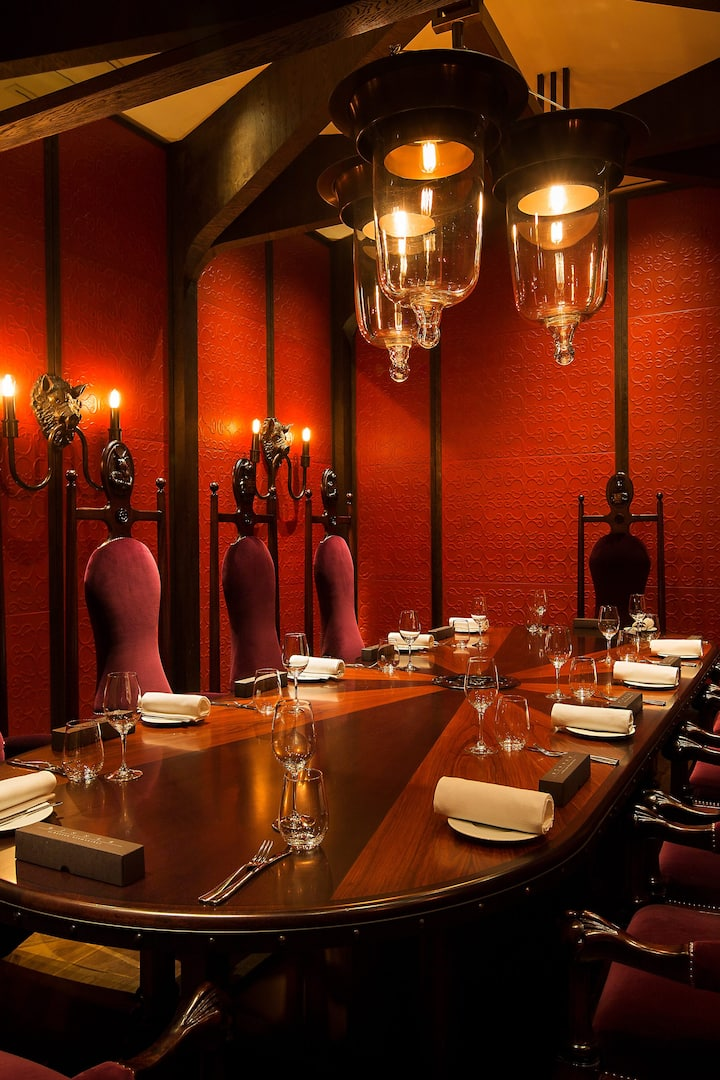 Dinner By Heston Blumenthal Restaurant Private Dining