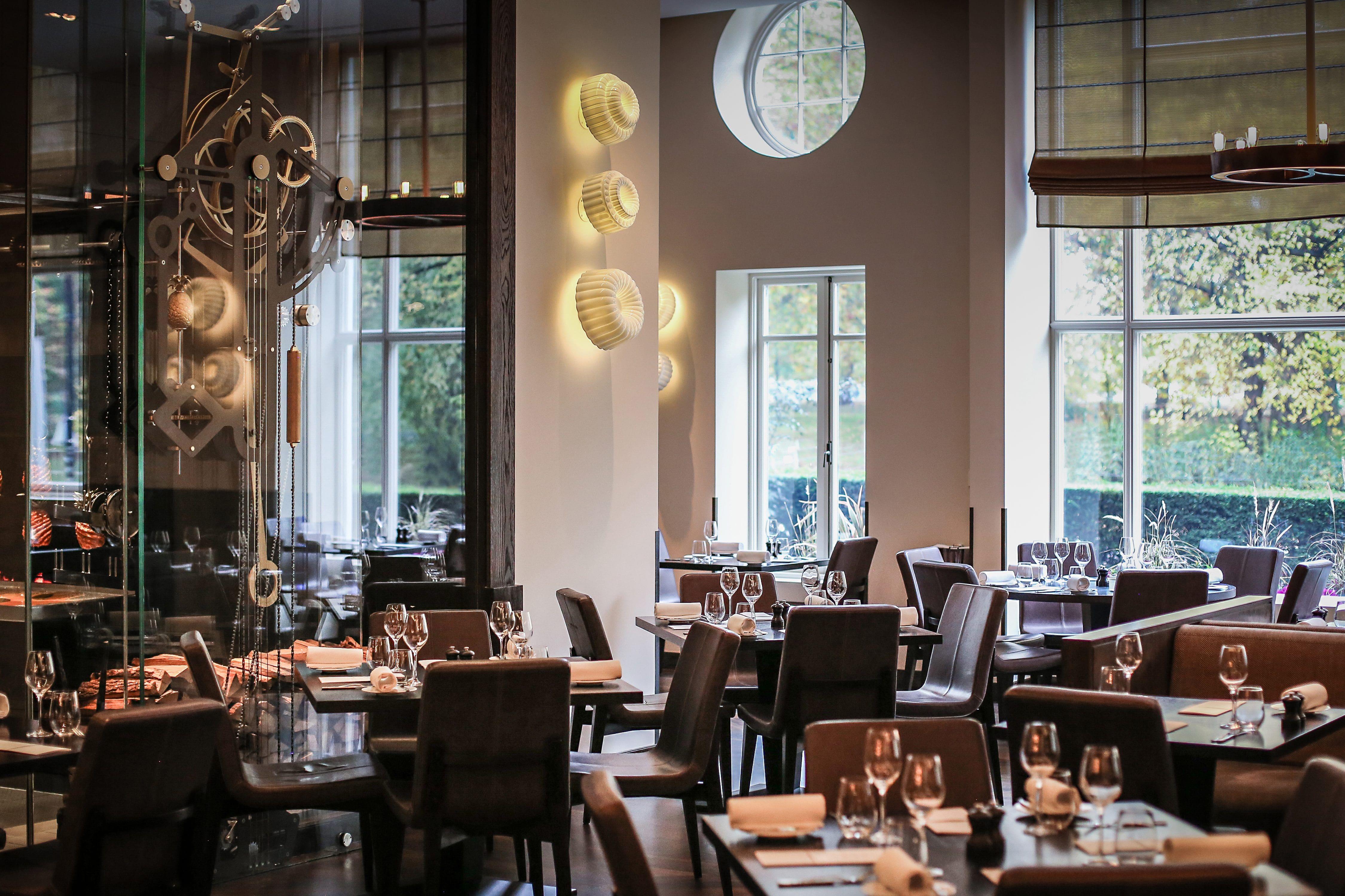 späte Restaurants London