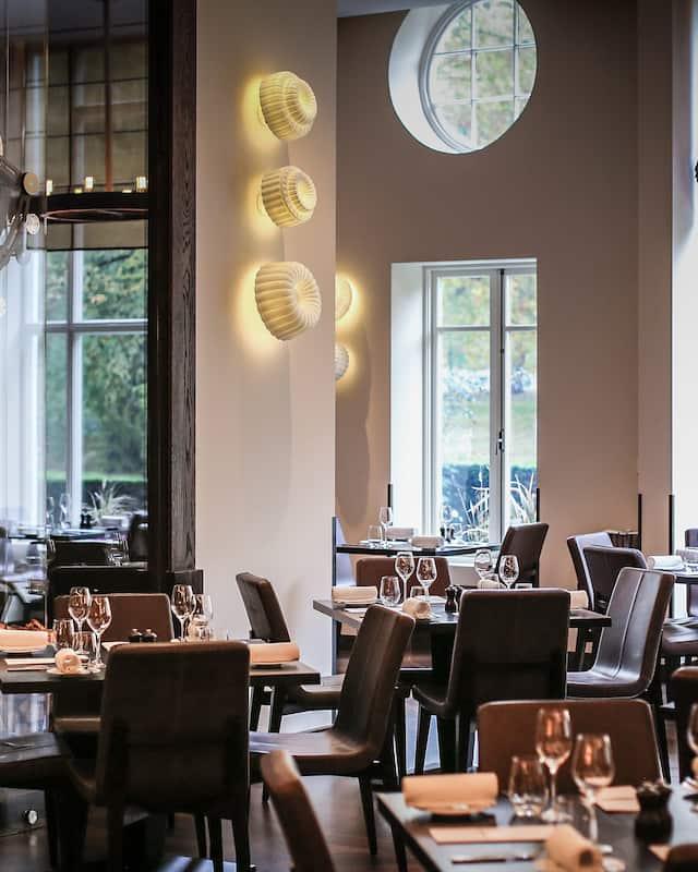 dinner by Heston Blumenthal main dining room