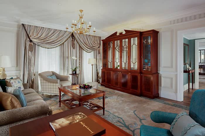 Knightsbridge Suite