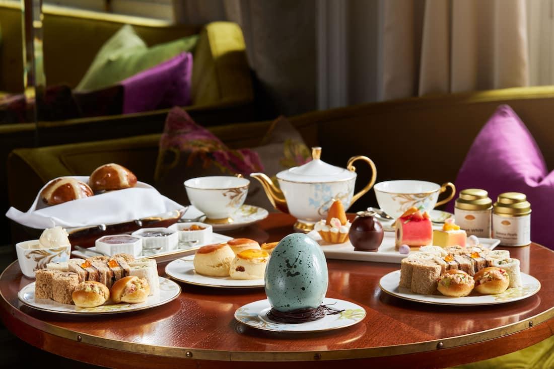 روزبيري غرف الشاي بالقرب من هايد بارك ماندارين أورينتال لندن