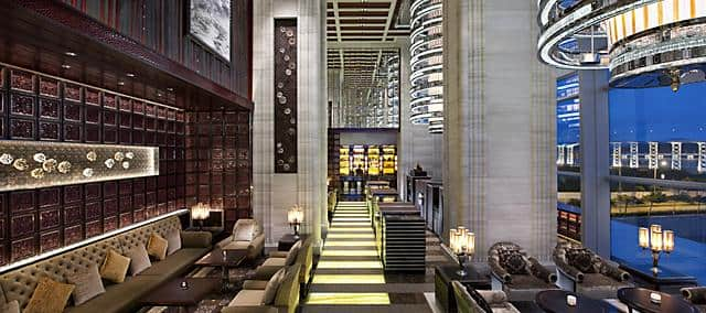 vida rica bar at mandarin oriental, macau