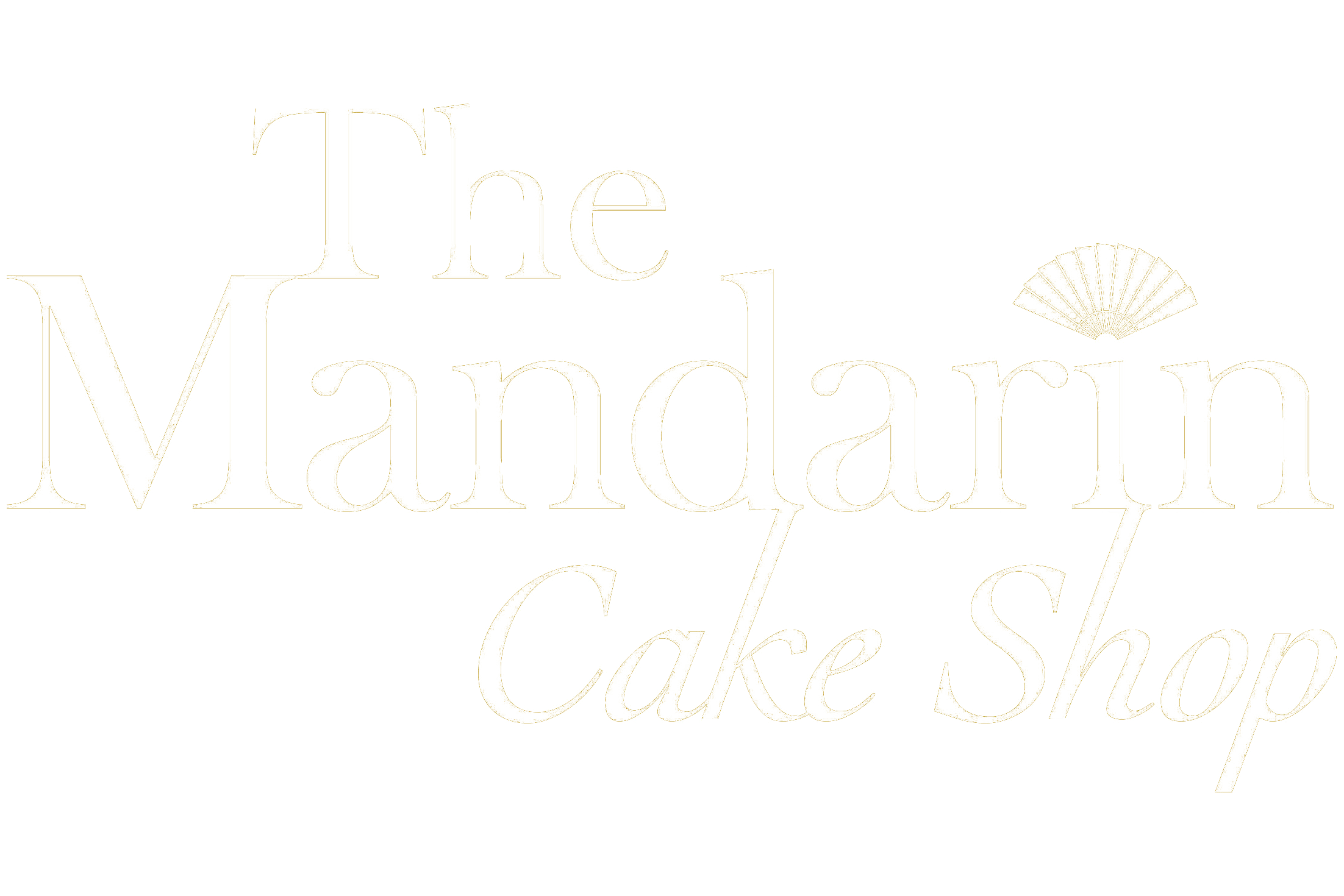 The Mandarin Cake Shop Official Logo