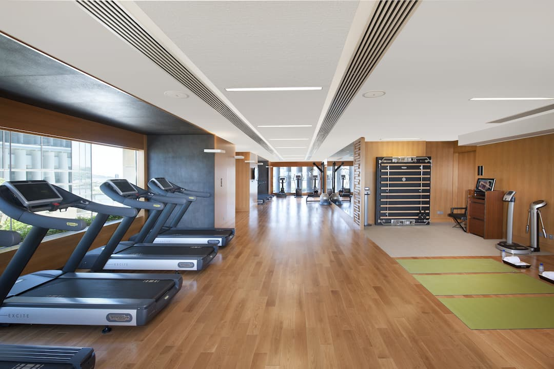 fitness center at mandarin oriental, macau