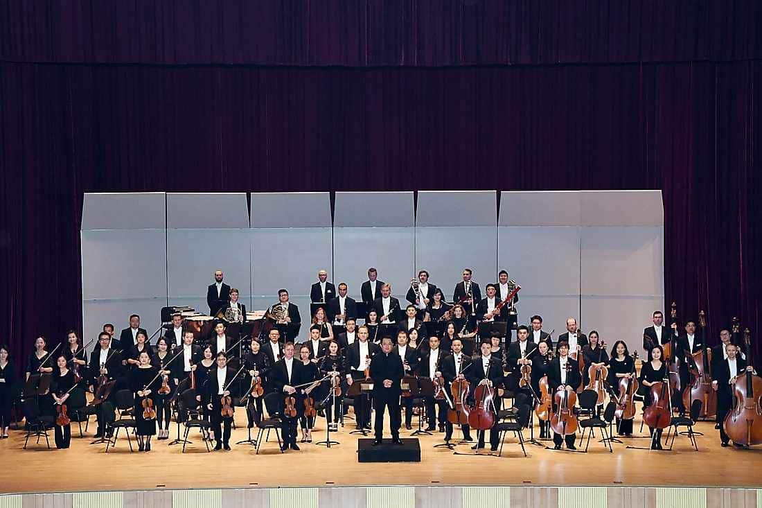 Orchestral Magic in Macau