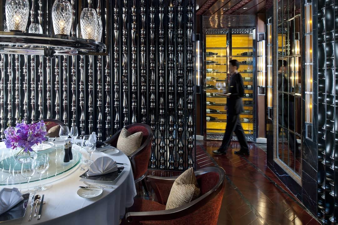 vida rica restaurant at mandarin oriental, macau