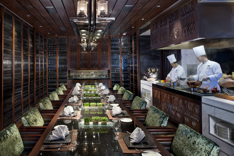 Macau Fine Dining Mandarin Oriental Hotel Macau