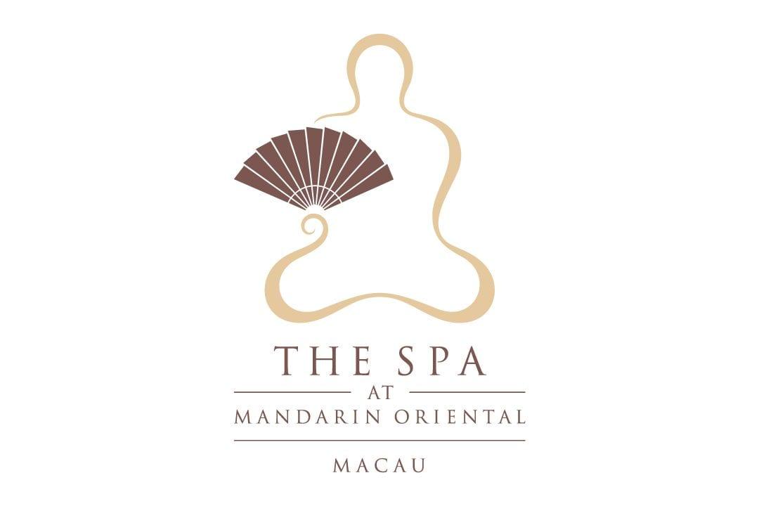 spa logo at mandarin oriental, macau