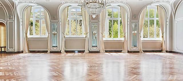 ballroom at madrid