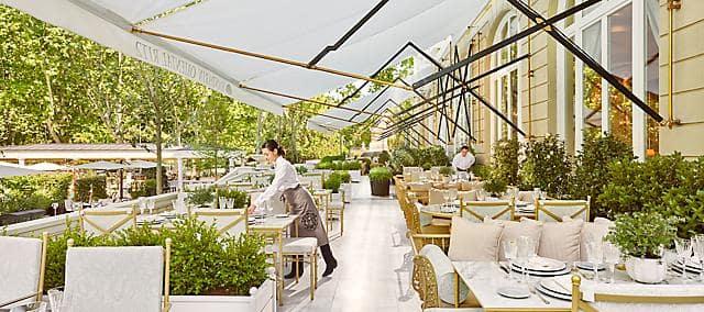 El jardin del ritz