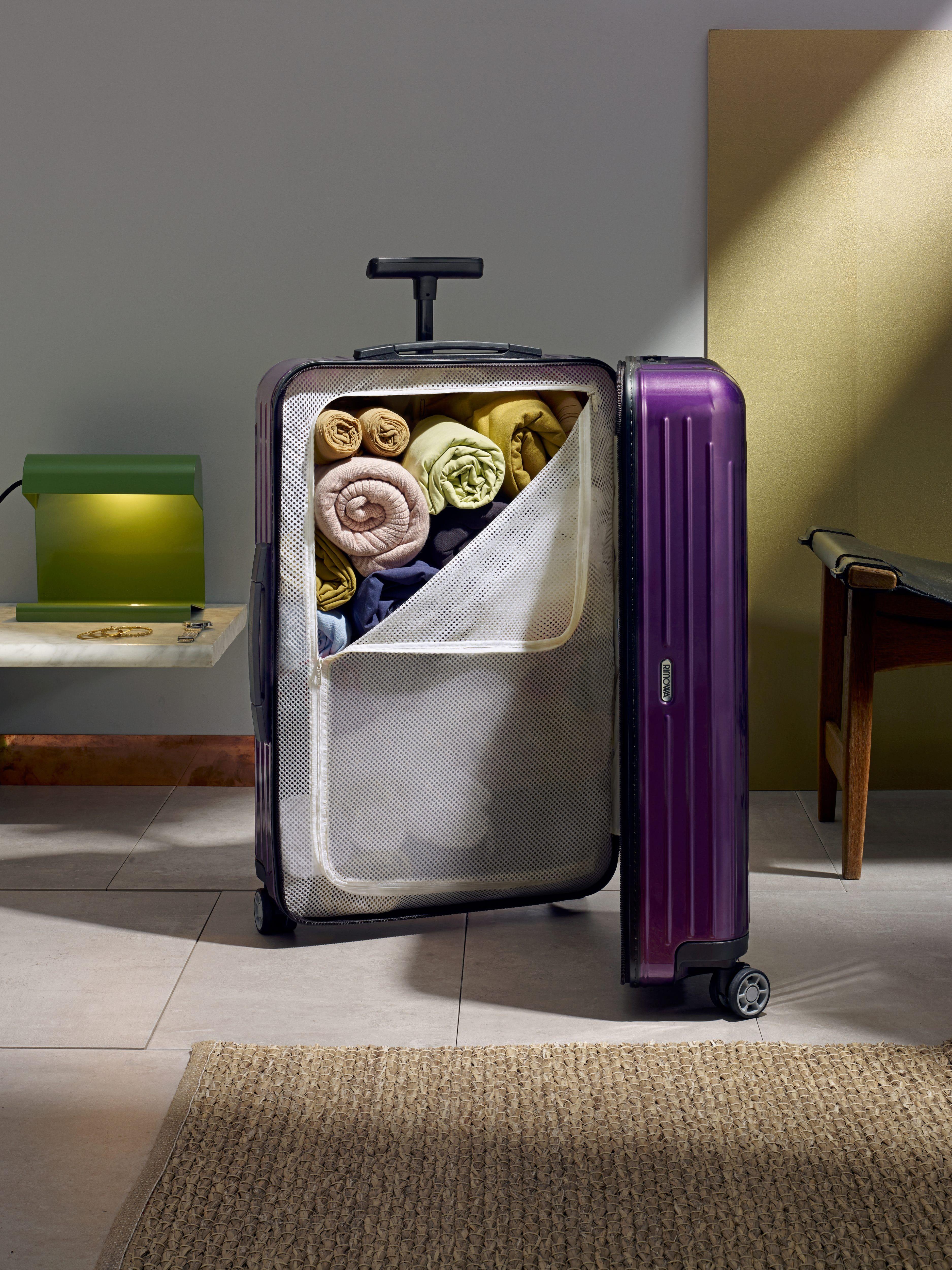 Marie Kondo's suitcase-packing masterclass