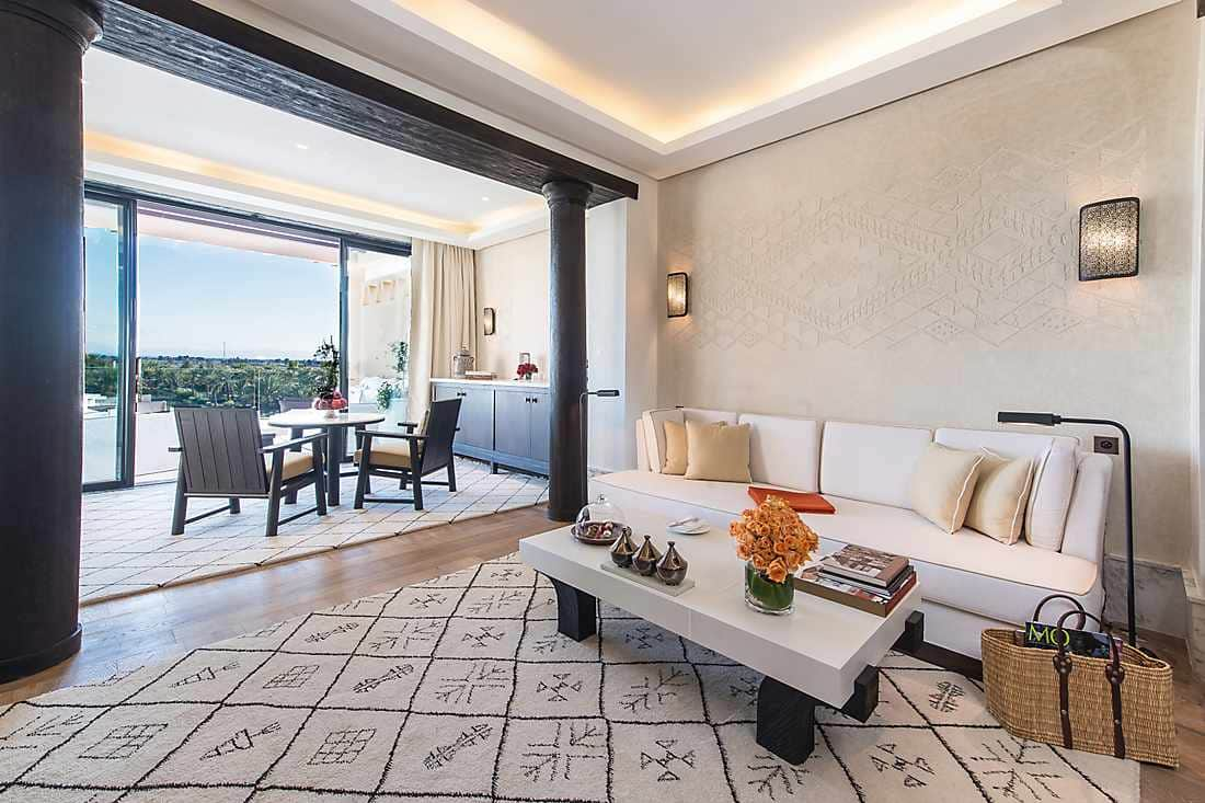 Luxury Accommodations Near La Medina Mandarin Oriental