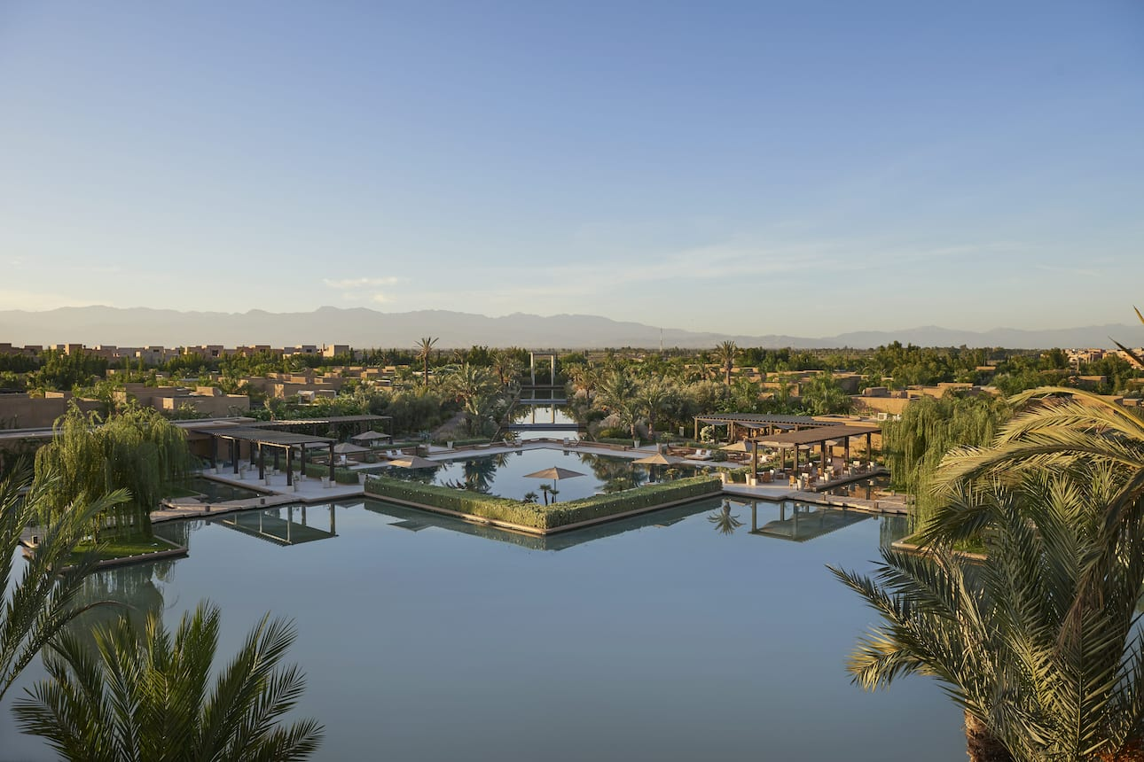 Book your stay at Mandarin Oriental, Marrakech