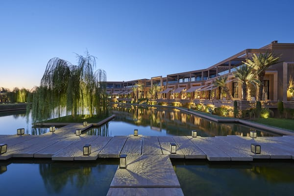 Mandarin Oriental, Marrakech at a Glance