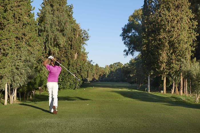 marrakech hotel offers golf journey