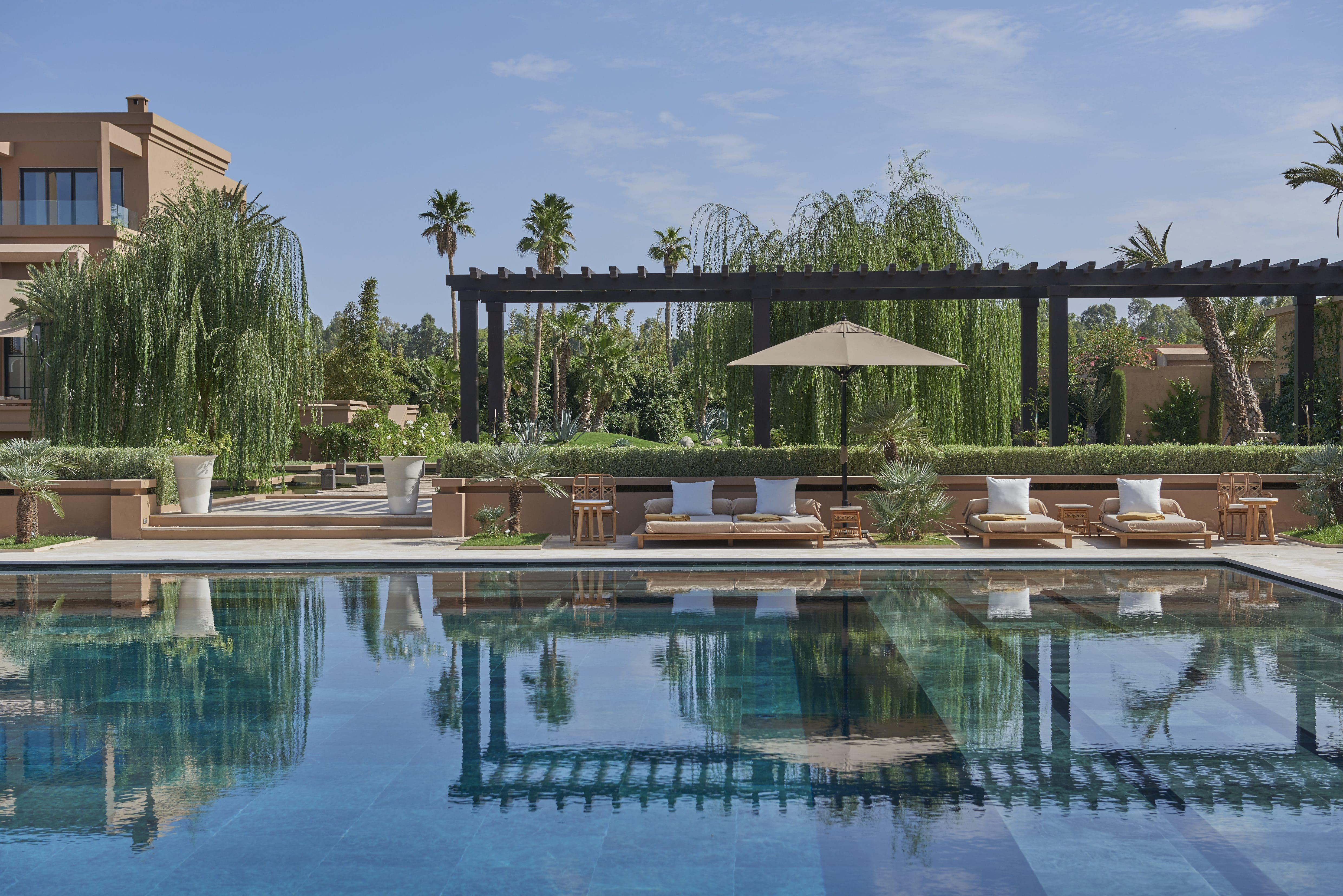 Set In 20 Hectares Of Lush, Landscaped Gardens, Our Leisure Facilities Have  Been Designed So As You Can Make The Most Of Your Time In Marrakech By  Doing As ...