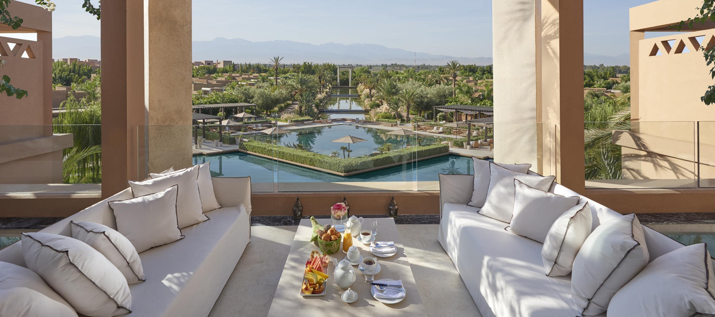 Luxuriöses 5-Sterne-Hotel | La Medina | Mandarin Oriental, Marrakech