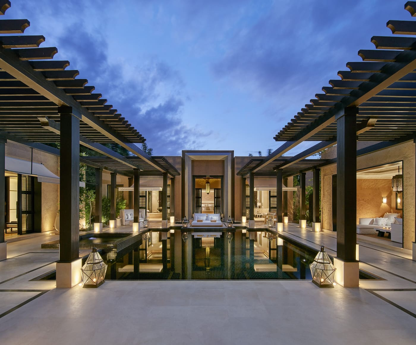 Luxuriöses 5-Sterne-Hotel | La Medina | Mandarin Oriental ...