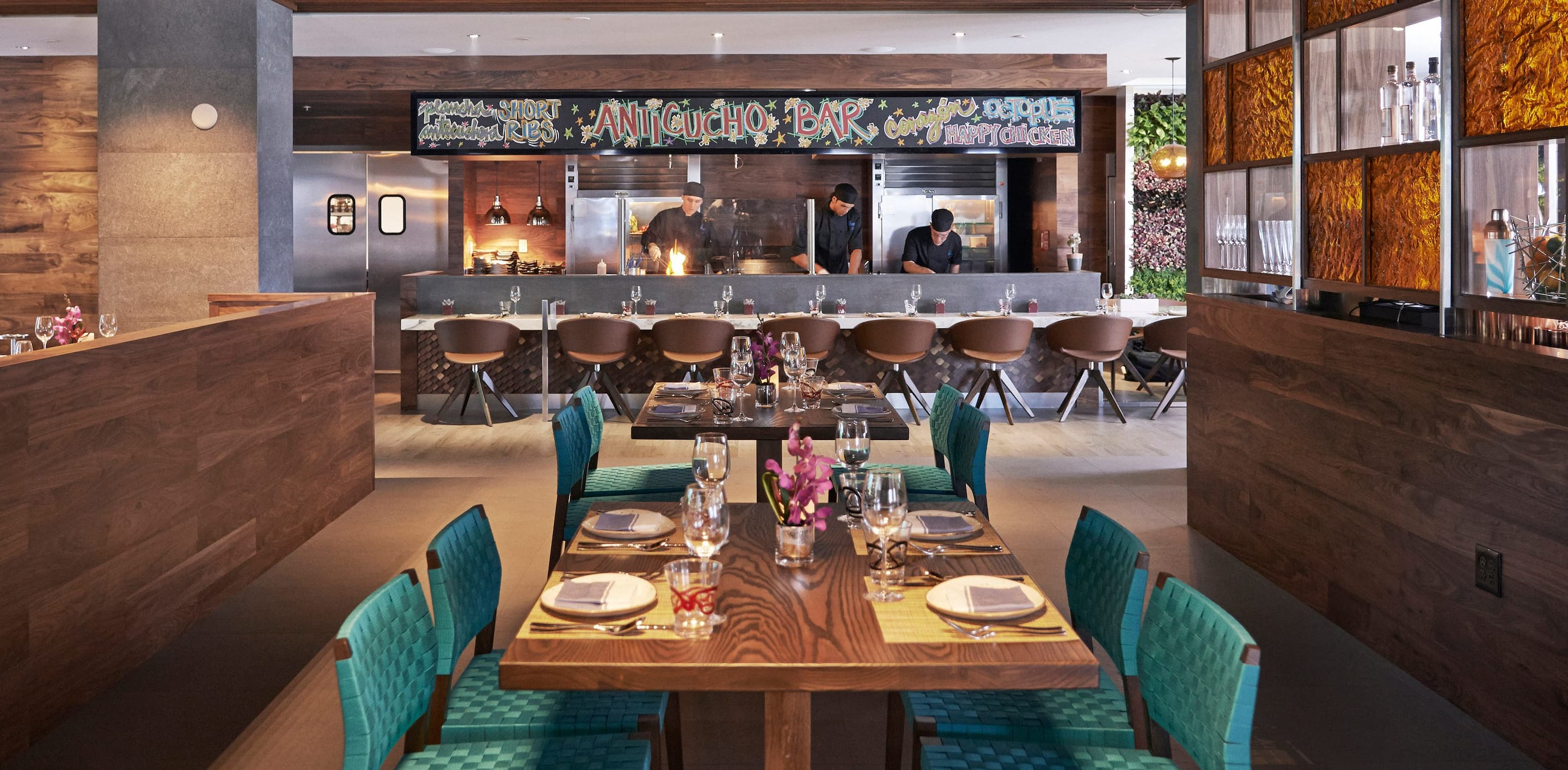 La Mar By Gaston Acurio Restaurants In Brickell