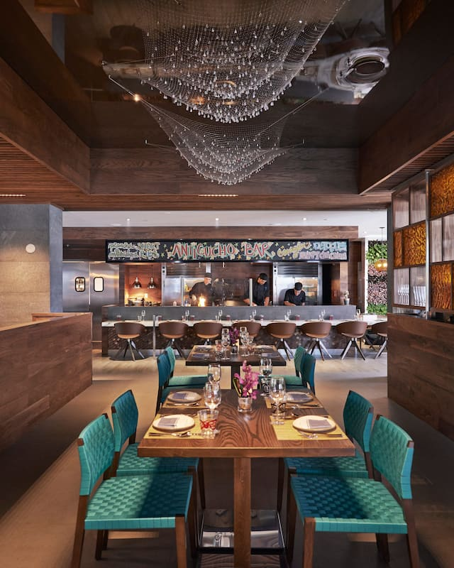 La Mar By Gaston Acurio Restaurants In Brickell Mandarin