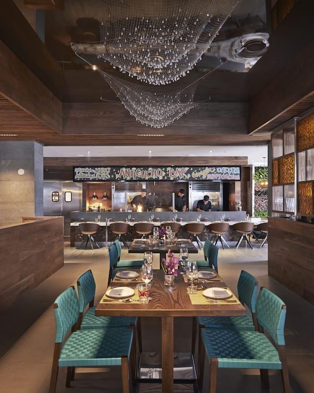 La Mar By Gaston Acurio Restaurants In Brickell Mandarin Oriental Miami