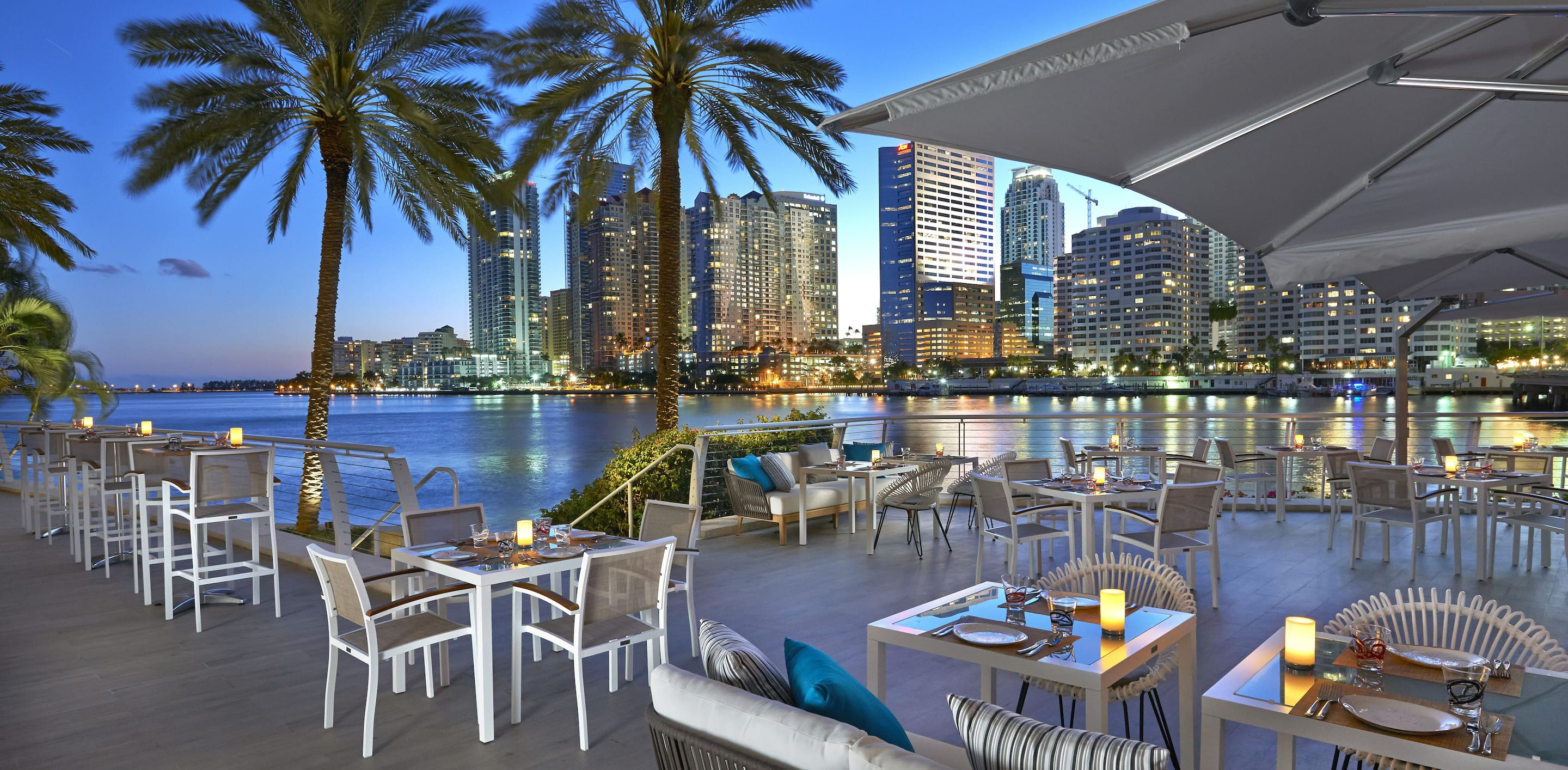 Miami Dining La Mar Group Dining