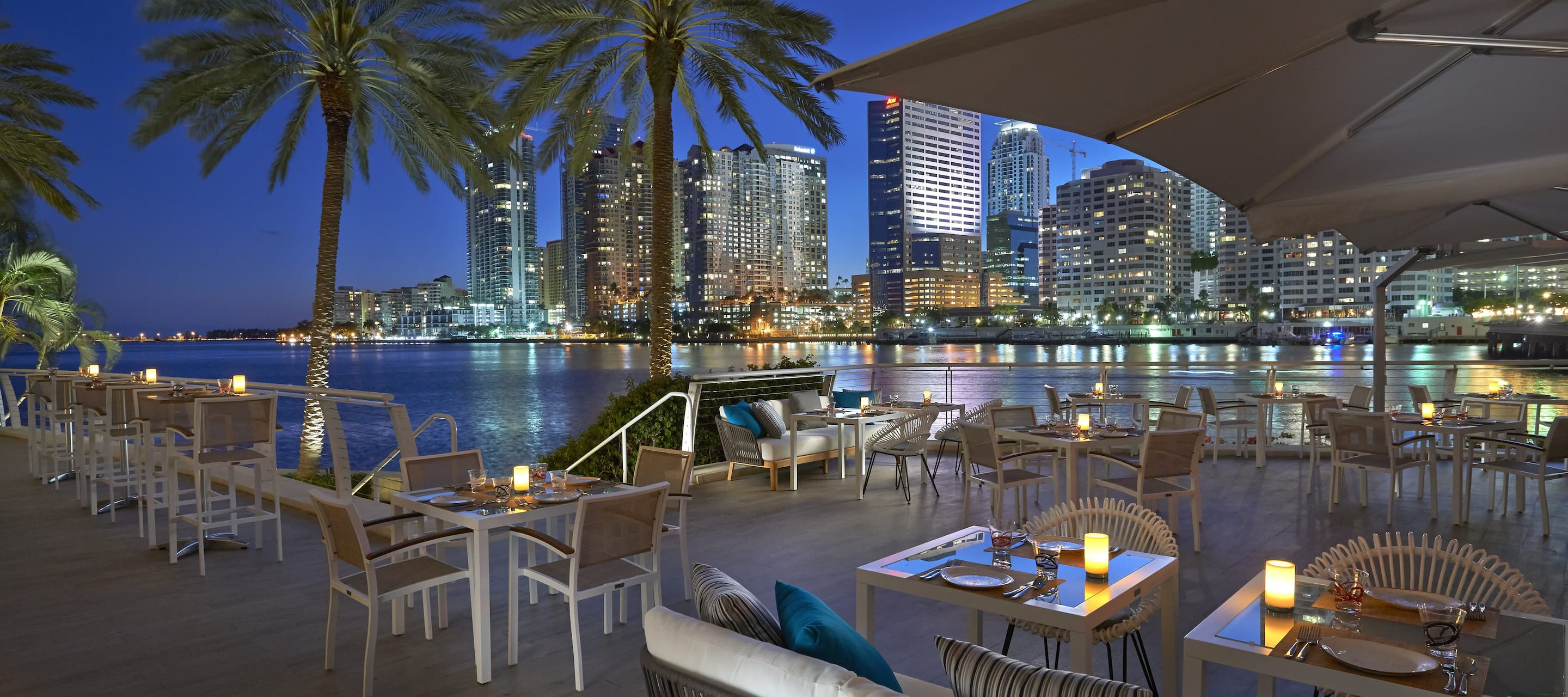 Best Restaurants Bars Lounges Mandarin Oriental Miami
