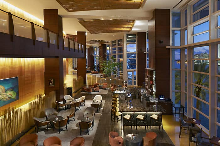 Best Bar In Miami Mo Bar Lounge Mandarin Oriental