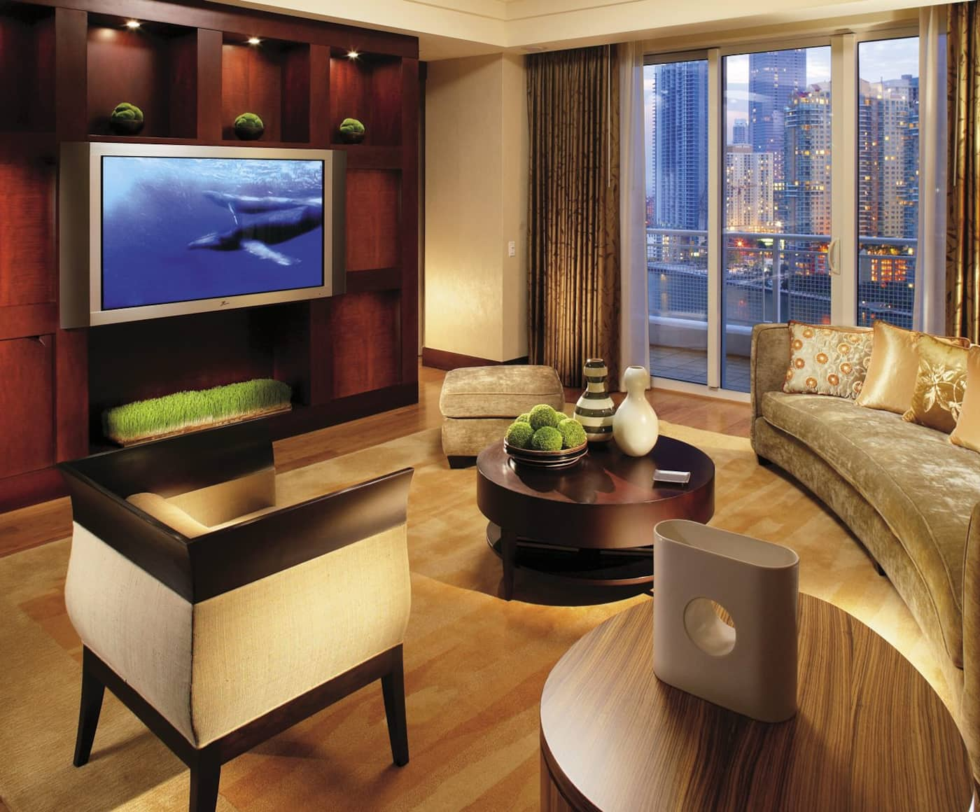 Mandarin Presidential Suite