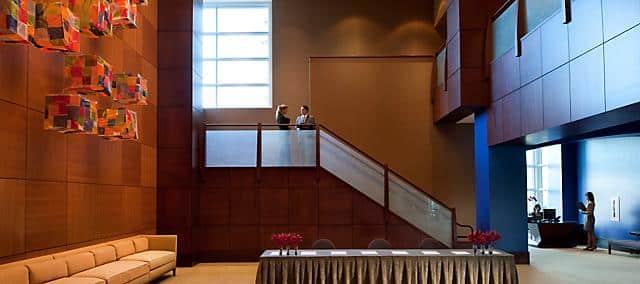 function room lobby